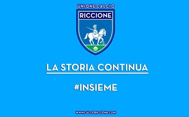 La storia continua, la Riccione Calcio iscritta al campionato di Terza Categoria